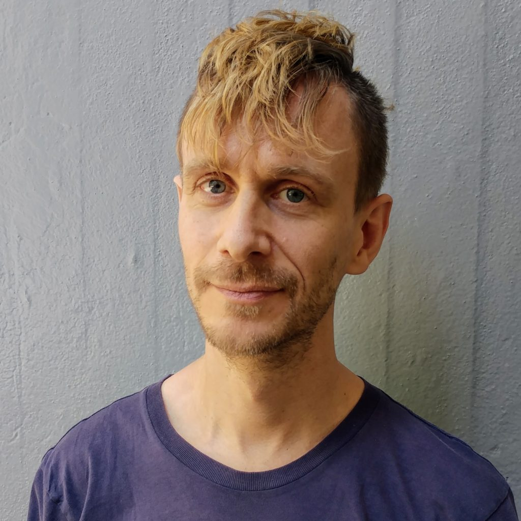Tim Loewel is co-founder & the CTO